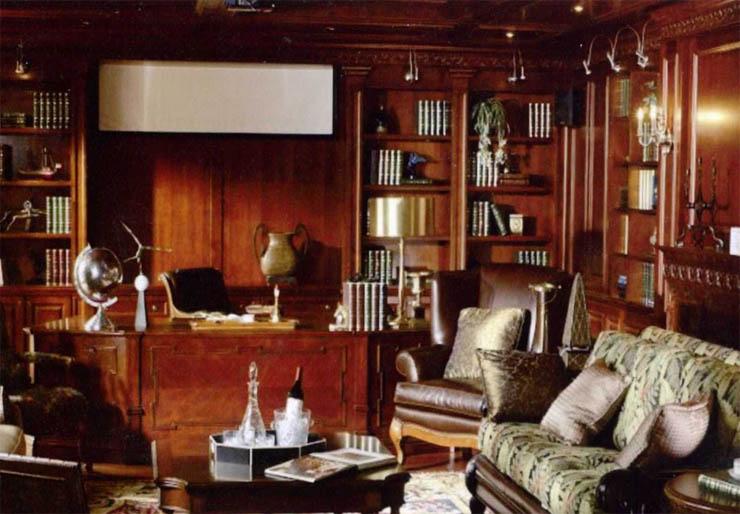 实木整体家具案例